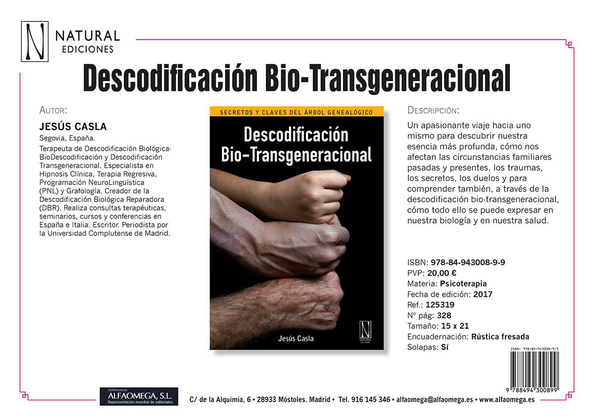 Descodificación Bio-Transgeneracional