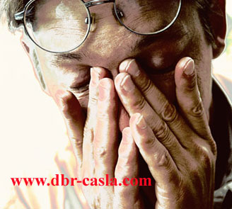 Sinusitis: conflicto emocional de irritación y separación con peligro
